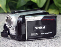 HD 720 P 3.0 inch LCD with 8 digital zoom digital camcorders