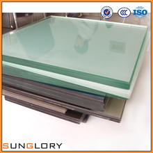 Laminated White Milk Sheet Glass
