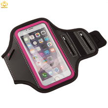 Fast lock sport armband for smartphone