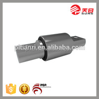 Truck accessory rod metal rubber