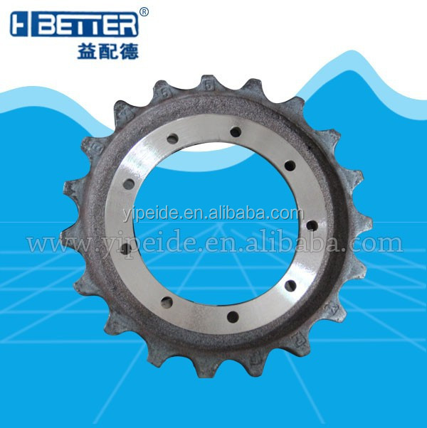 Undercarriage sprocket for SOLAR225LC-V