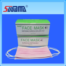 Hot selling non woven disposable surgical face mask