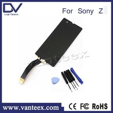Cheapest Price Original New Lcd Screen Display Touch Digitizer For Sony Z L36H