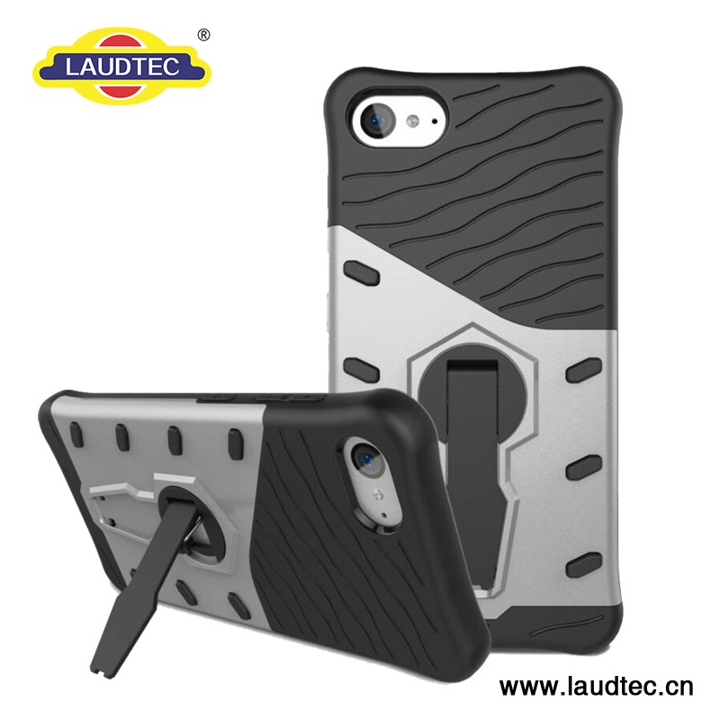 tpu pc cover for Lenovo ZUK Z2, for Lenovo Z2 plus shockproof case with 360 degree rotation holder