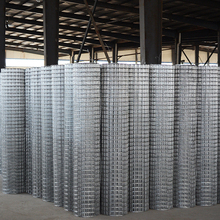 Low prices hot dipped galvanized 3mm welded wire mesh