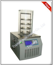Fresh Fruit Llaboratory Lyophilizer/ Freeze Drying Machine (TOPT-10A)