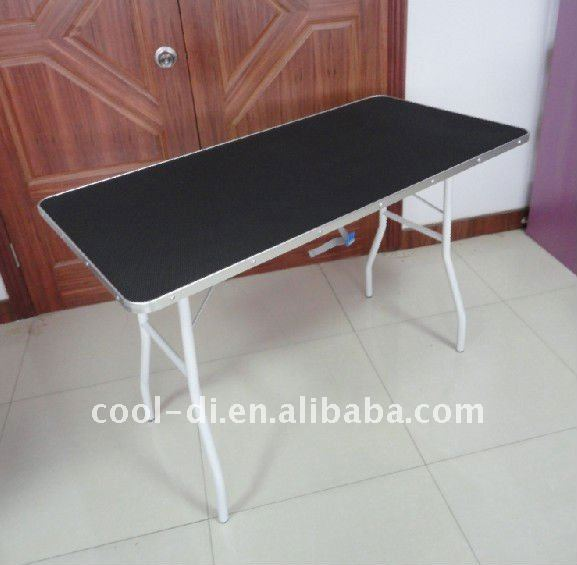 large folding pet dog grooming table PGTB06