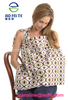 factory outlet innovative maternity tools many patterns 100% Cotton breastfeeding cover nursing apron for moms
