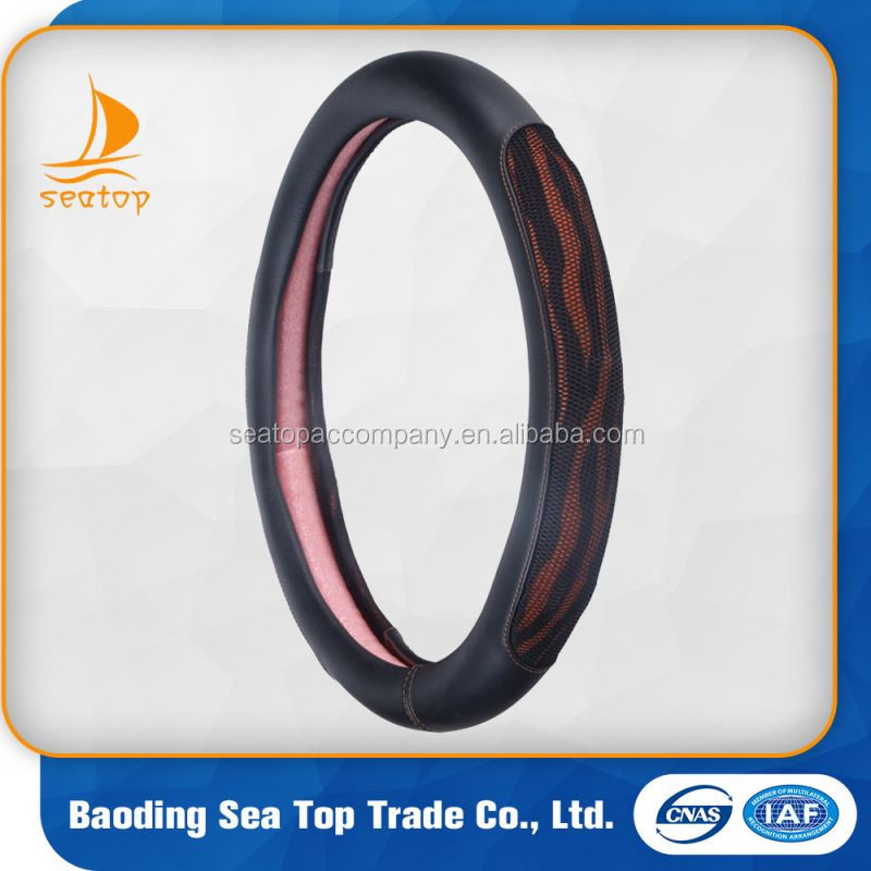 alibaba china supplier manufacture whosale silicone car heated steering wheel cover