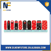 Christmas promotion gift nail art sticker new finger nail stickers