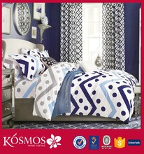 china suppiler 4piece fancy bedsheet design russian bed linen king size cotton printed duvet covers