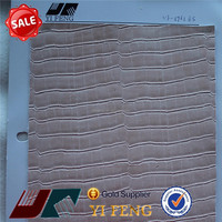 Embossed Pattern And Home Textile PU