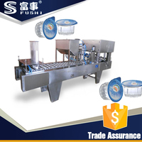 Factory Direct Price Automatic Plastic Lidding Film K Cup Filler