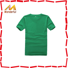 Wonderful new style t shirts , custom t shirts 100% cotton blank t shirts with your own design from China.