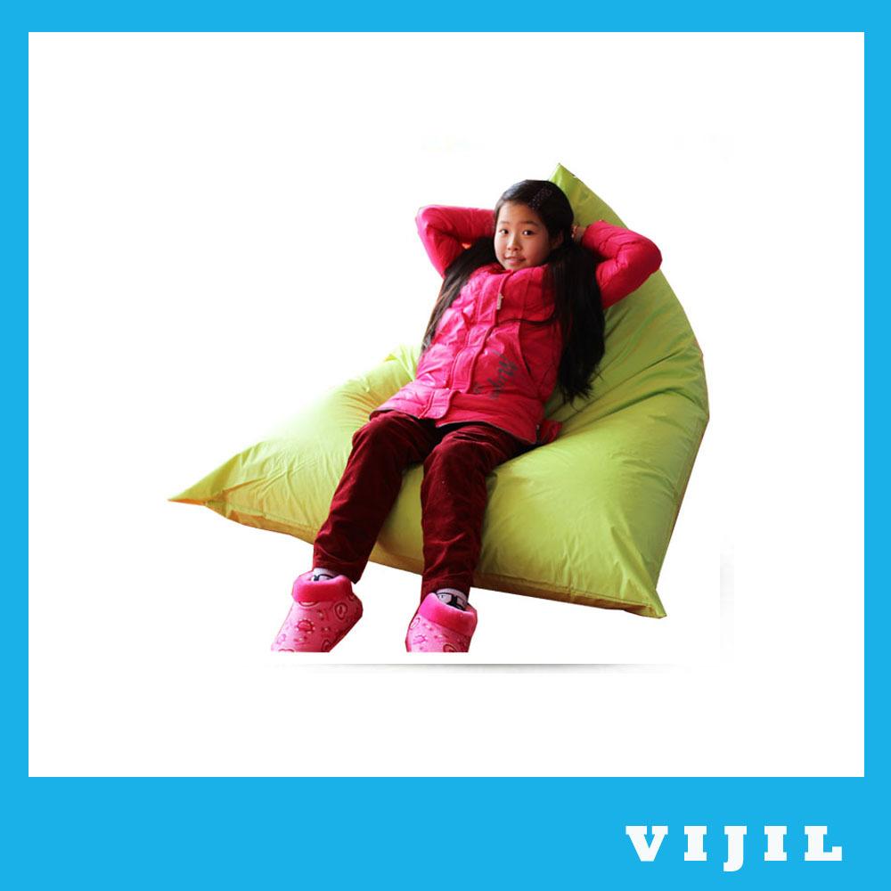 Triangle Bean Bag Chair/ Puff Chair   Buy Triangele Bean Bag Chair ...