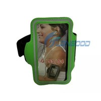 "Jogging Workout Adjustable Gym Running Case Sports Armband Bag Holder For iPhone 6 4.7"" / Samsung S3 S4 / iPhone 5 5S"