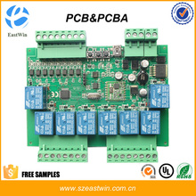 China CE y RoHS 94V0 PCB Electrónica Fabricante