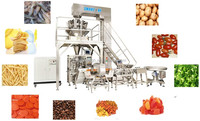 2015 Potato chips and french fries packing machine