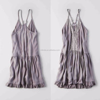 Girls Dress Names with Pictures Fashion Summer Sexy Dresses Wholesale Custom Lace Racer back Dresses
