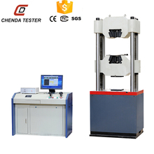 1000kn Hydraulic Servo-Controlled Universal Testing Machines For Tensile Strength Test On Steel Used In Mechanical Laboratory
