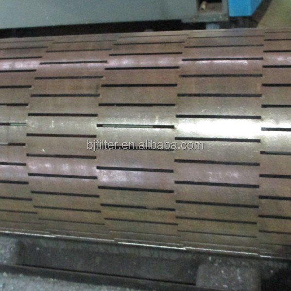 2014 chinese manufacture stainless steel slot tube and pipe casing
