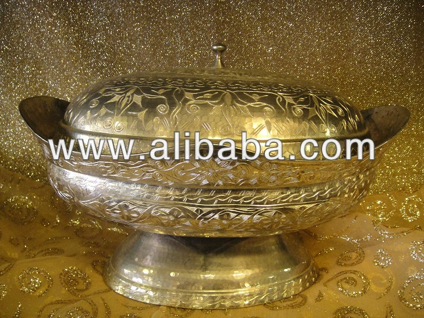Turkish Traditional Handmade Copper Dishes&turkish