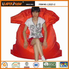 No Folded and Living Room Chair Specific Use Outdoor Canvas Bean Bag