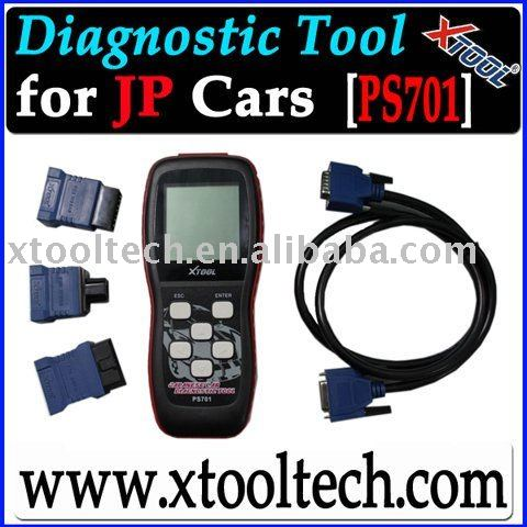 PS701 JP diagnostic tool (free update )