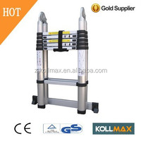 folding truck step Ladder aluminum telescopic ladder