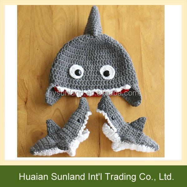 Схема вязания носков акул 322