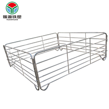 Cheap price steel sheep fence panels livestock yard fence panels for wholesale
