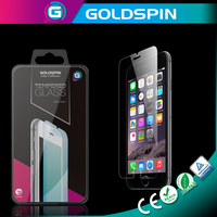 GOLDSPIN Premium 9H Screen Saver For iPhone 6 Glass Screen Protector
