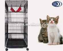 Multiple Sizes Cat Folding Steel Cages