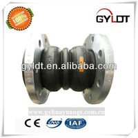 ANSI / DIN Double sphere Neoprene Rubber Expansion Joint