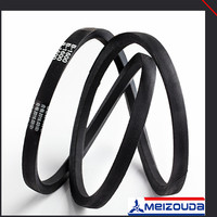 China manufacture durable sewing machine v belt m40