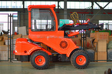 DY840 Agricultural farming garden tractors with front end loader
