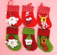 Personalized design necessary festival accessories with many colors Factory Christmas socks