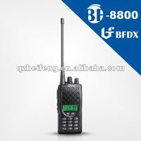 BF-8800 BFDX 5 watts VHF/UHF Handheld walkie talkie with 99 channels,VOX