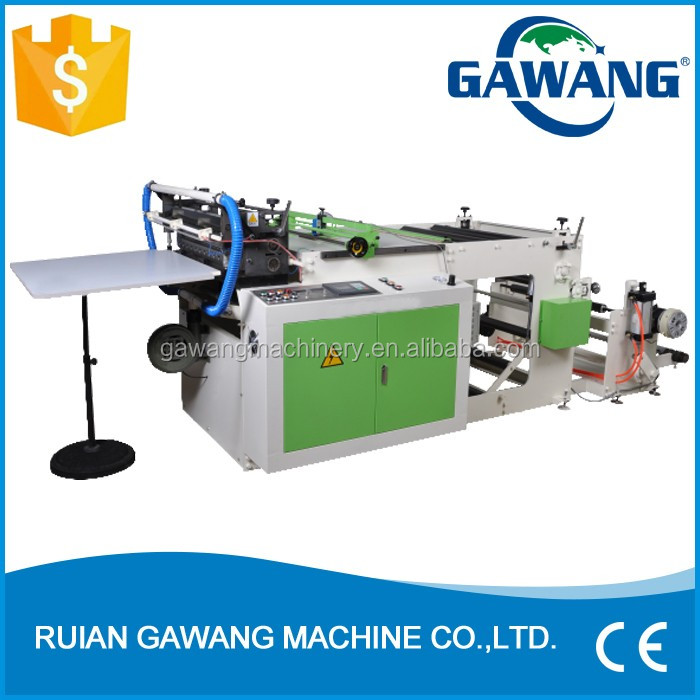 Plastic/PVC Film Sleeve Cutting Machine