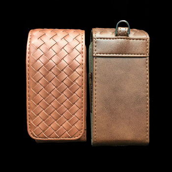 Hot New Product PU Leather Case for Iqos Electronic Cigarette