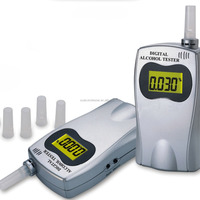 Digital Breath Alcohol Tester Breathalyser Ignition