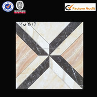 special designs living room matching floor tiles bright colors