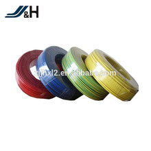 VDE Certificated PVC Insulated PVC Jacket Copper Cable H05VV-F