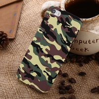 Custom Camouflage Logo printing Mobile Phone Cases For Apple Samsung Huawei Major Phone Model