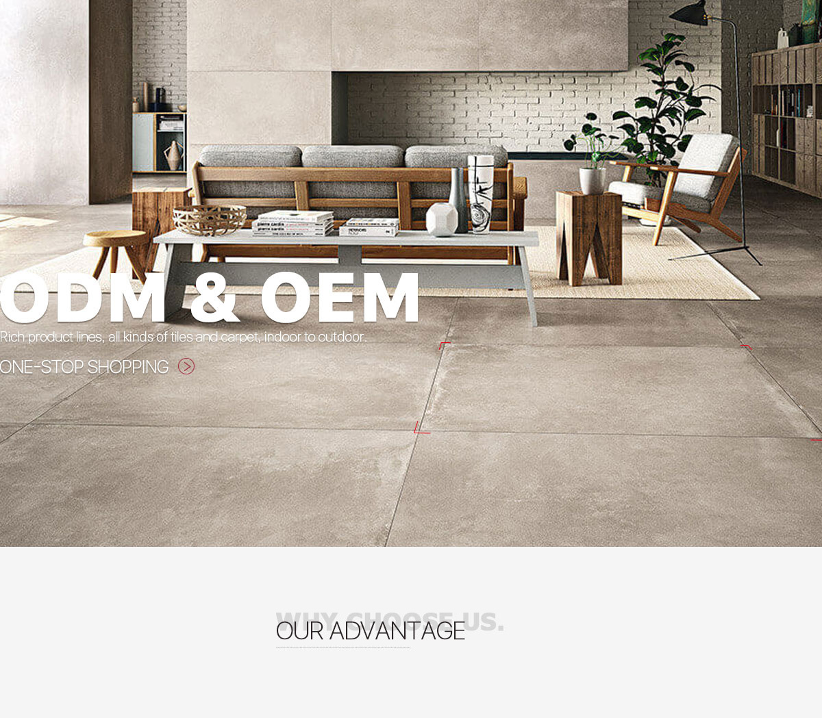 Tianjin Renown Import And Export Co., Ltd. - ceramic tile, carpet