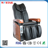 Wholesales High Quality Vending Coin And Bill Operated Massage Chair price