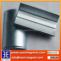 curved position neodymium magnet for motor using/custom-made segment big neodymium magnet
