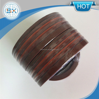 airtight fabric chevron seal NBR rubber vee packing set for circulator pumps