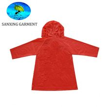 Cheap PVC children raincoat