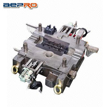 Aluminum die casting process cold forging mould